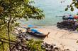 Idyllic thai island