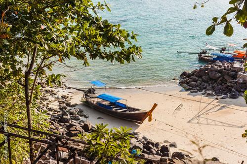 Foto  Idyllic thai island