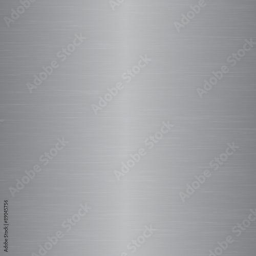 Poster de jardin Metal Metal plate, steel texture