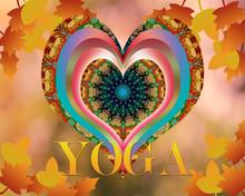 Autumnal Yoga Design