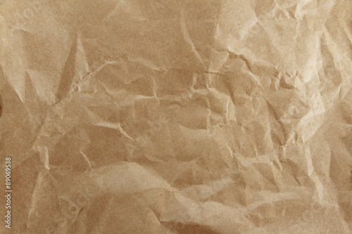 Fotografia, Obraz  Brown paper