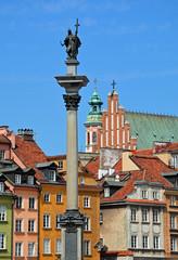 FototapetaWarschau, Altstadt