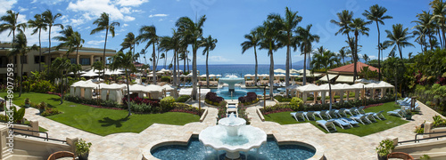 Obraz na plátně Four Seasons Maui