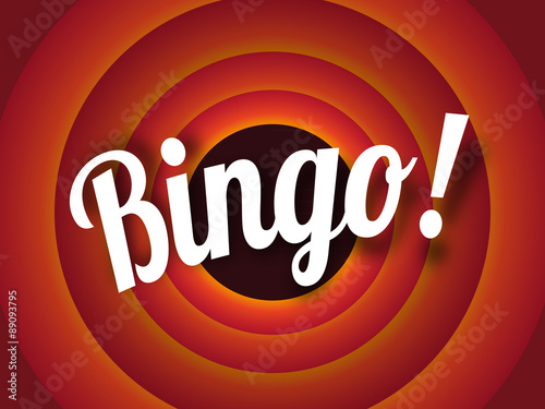 Valokuva  Bingo !
