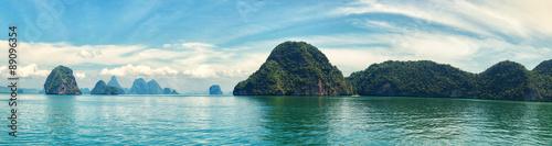Phang Nga archipelago near Phuket, Thailand