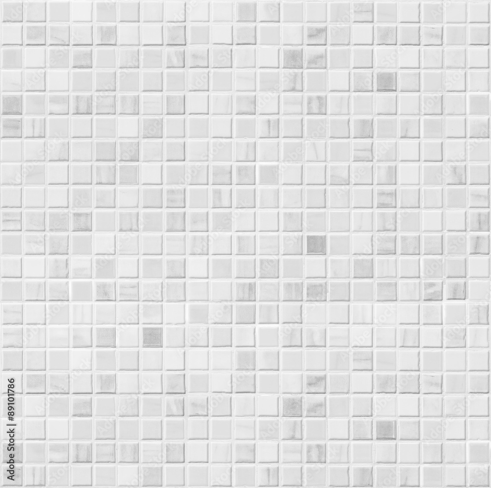 Fotografa White Ceramic Bathroom Wall Tile Seamless Pattern