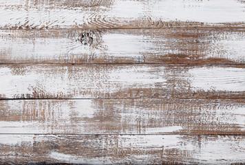 Fototapeta Wooden texture top view