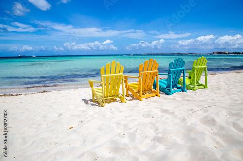 Recess Fitting Caribbean Caribbean Beach Chair