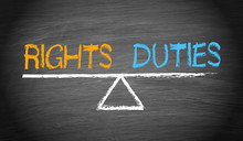 Rights And Duties - Balance Co...