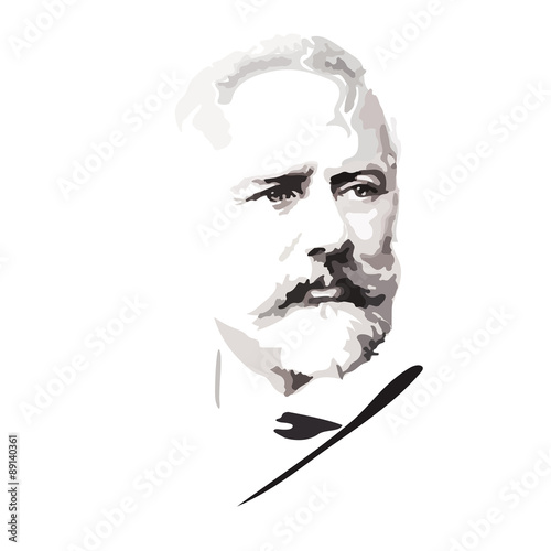 Fotografía  Russian composer Tchaikovsky.