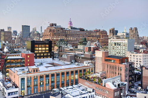 Meatpacking District - New York City Poster