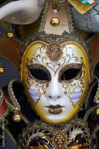 Fototapety, obrazy: Venetian Mask