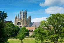 Ely Cathedral Cambridgeshire E...
