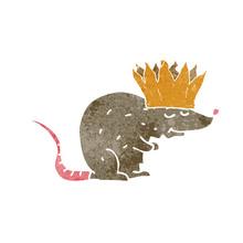 King Rat Cartoon