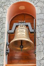 Cloche Et Carillon électrifiés Dans Clocher D'église