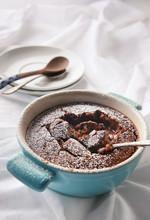 Self Saucing Chocolate Pudding