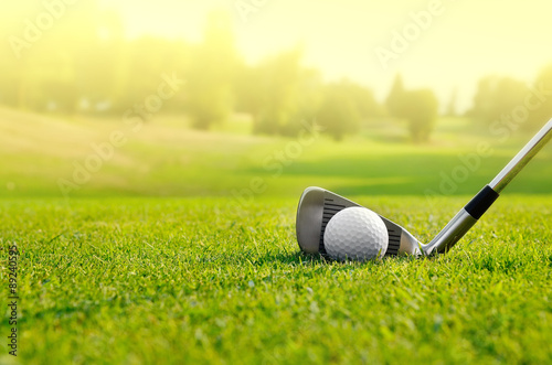 Wall Murals Golf Let's golf