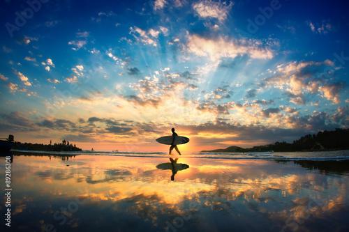 Photo  Sun surfer