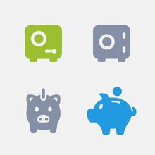 Bank Deposit | Granite Alternative Icons