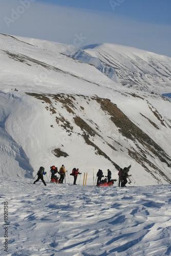 Papiers peints Arctique Svalbard, Norway