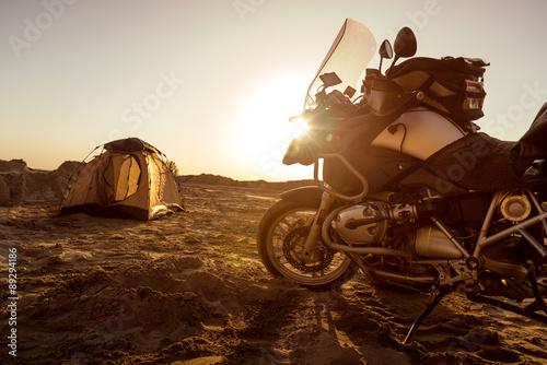 Obraz Dakar adventure - fototapety do salonu