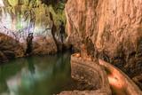 Tropfsteinhöhle Skocjanske jame in Divaca / Slowenien