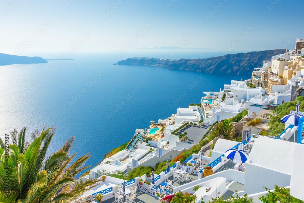 Fototapety, obrazy: Landscape Santorini Island Greece