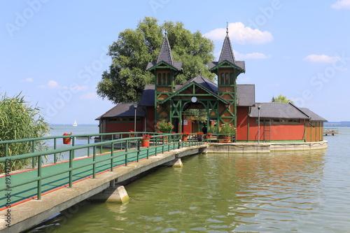 Photo  Balaton lake, Hungary