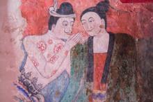 Ancient Buddhist Temple The Fa...
