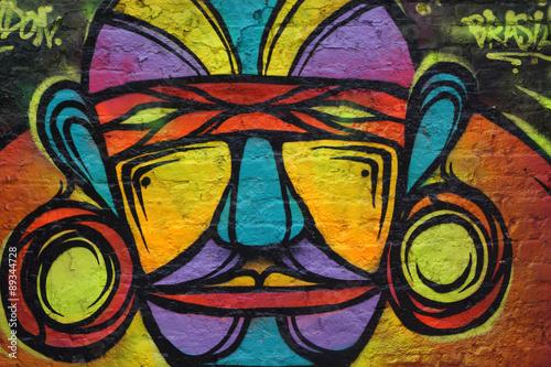 Street Art Londra Poster
