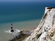 Beachy Head Lighthouse, Seven Sisters Cliffs