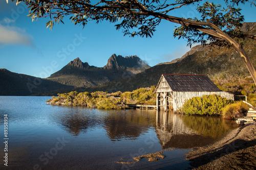 In de dag Australië Dove Lake