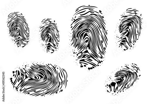 Fotografija  Impronta digitale