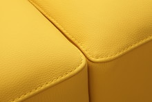 Leather Detail - Upholstered F...