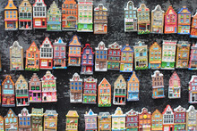 Amsterdam - Façades (magnets)