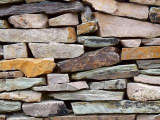 FototapetaOld stone wall