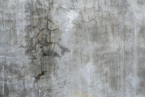 Fotografie, Obraz  textura de pared de cemento