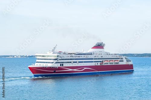 Fotografía  Сruise ferry