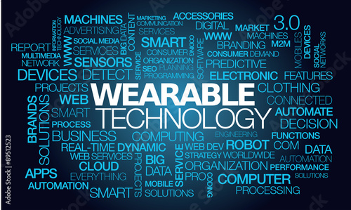 Wearable Technology Wearables Devices Wearables Clothing Accessories Words Tag Cloud Text Buy This Stock Illustration And Explore Similar Illustrations At Adobe Stock Adobe Stock
