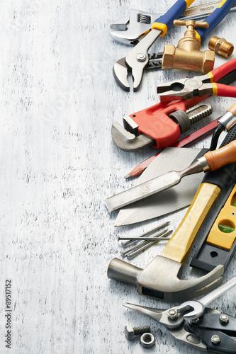 Fotografía  work tools