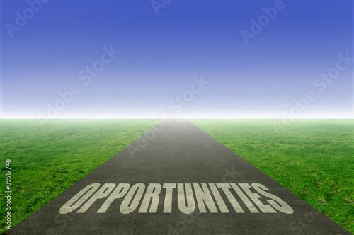 Fotografía  Opportunities