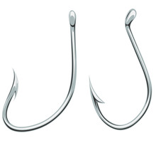 Two Fish Hooks