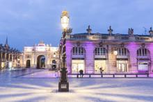 France, Lorraine, Nancy, Arc De Triomphe