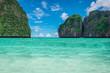 Thailand bounty island Phi Phi