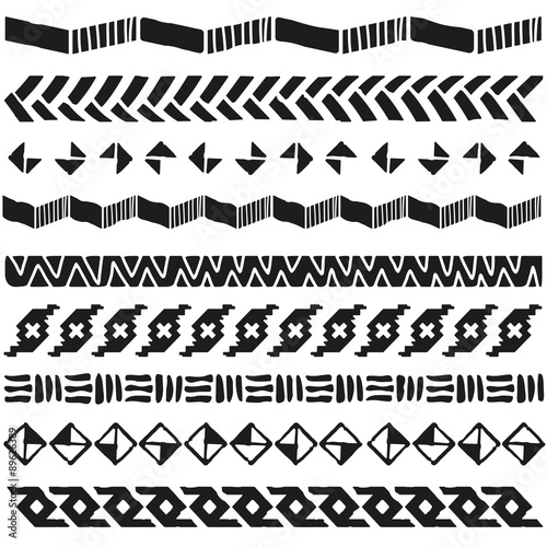 afrykanski-geometryczny-ornament
