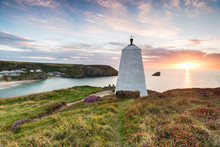 Portreath On The Cornish Coast