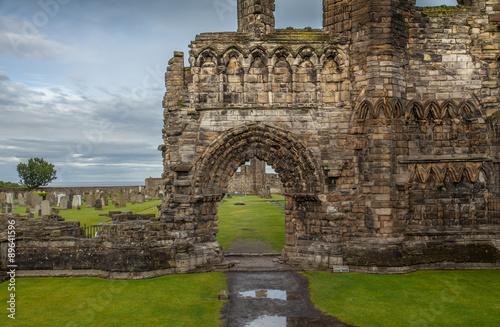 St Andrews Kathedrale/ Fife Schottland