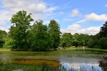 English Lake State In Surrey,...