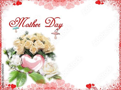 Fotografie, Obraz  Mother Day