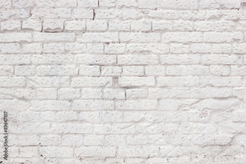Poster Baksteen muur Wall background